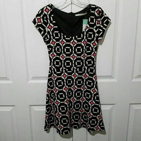 Stitch Fix Dresses & Skirts - 41 Hawthorne Stitch Fix Geometric Print Dress Sz S